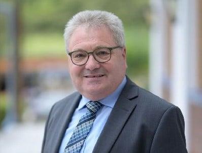 Friedrich Buchberger Bürgermeister der Gemeinde Hofamt Priel